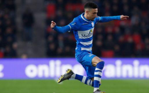 Done deal: Namli tekent voor 4 jaar en ruilt Zwolle in voor Russische competitie
