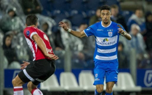 Afbeelding: 'Het is tijd om PEC Zwolle vaarwel te zeggen voor een nieuwe stap in m'n carrière'