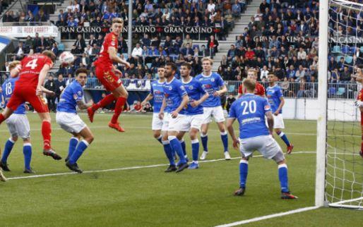 Afbeelding: Rellen na uitschakeling FC Den Bosch: 'Verwerken het op verkeerde manier'