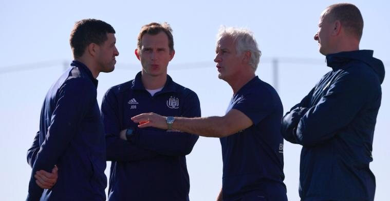 'Rutten-volgeling vertrekt bij Anderlecht en maakt plaats voor team Kompany'