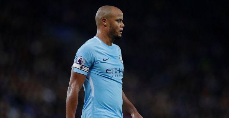 Kompany zet drie spelers met ervaring in België in beste Man City-elftal ooit