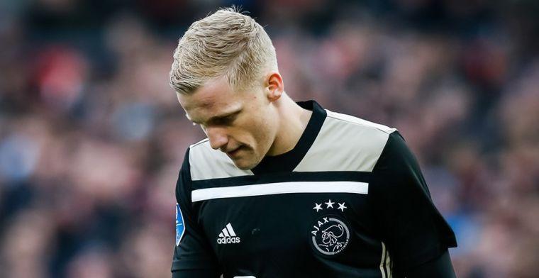Tottenham houdt rekening met vertrek Eriksen en denkt aan Van de Beek