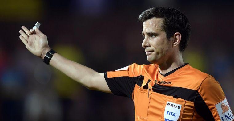 Pro League is niet tevreden met scheidsrechtersplan van de KBVB