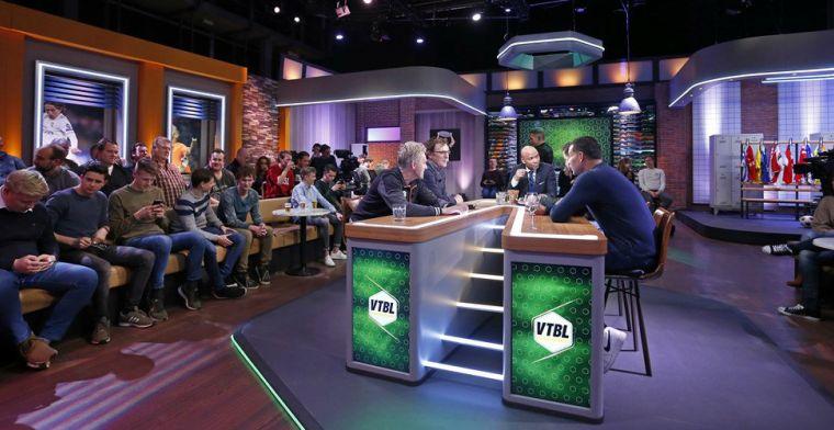 VTBL krijgt ondanks dieptepunt tweede seizoen, vaste plek Van der Meijde