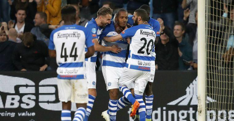 De Jong stoot aanstaande werkgever Cambuur uit play-offs met De Graafschap
