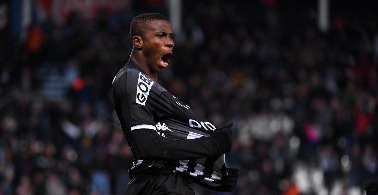 Charleroi mag finale tegen Antwerp spelen met dank aan uitblinker Osimhen