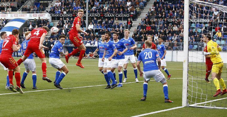 Rellen na uitschakeling FC Den Bosch: 'Verwerken het op verkeerde manier'