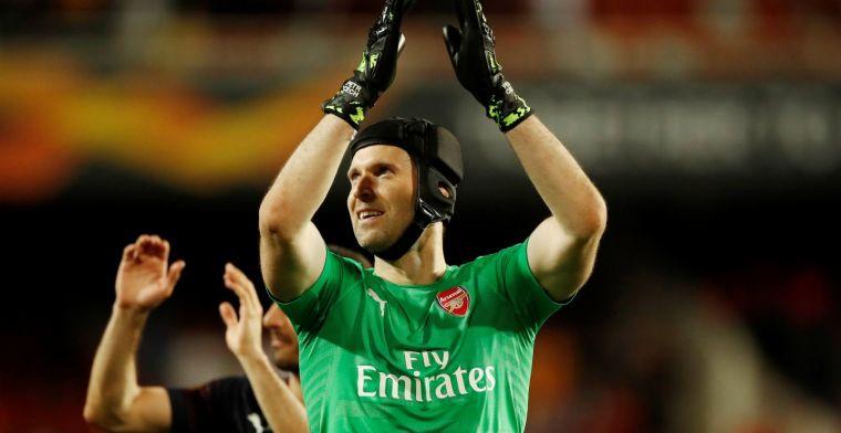 'Chelsea verrast en haalt clublegende Cech (37) terug naar Stamford Bridge'