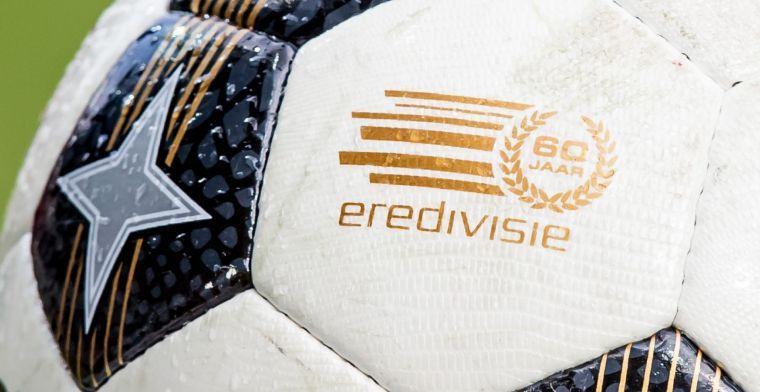 KNVB noemt nieuws over aanpassingen Eredivisie 'voorbarig': 'Nog drie partijen'