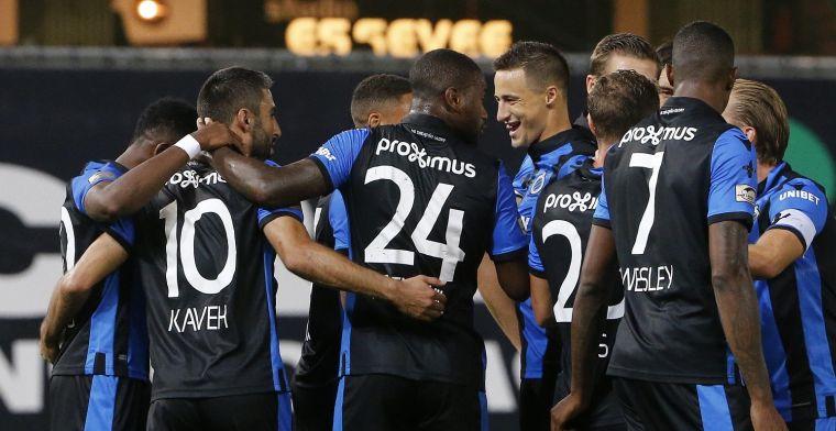 'Hij kon nooit overtuigen, zijn lot bij Club Brugge lijkt nu al bezegeld'