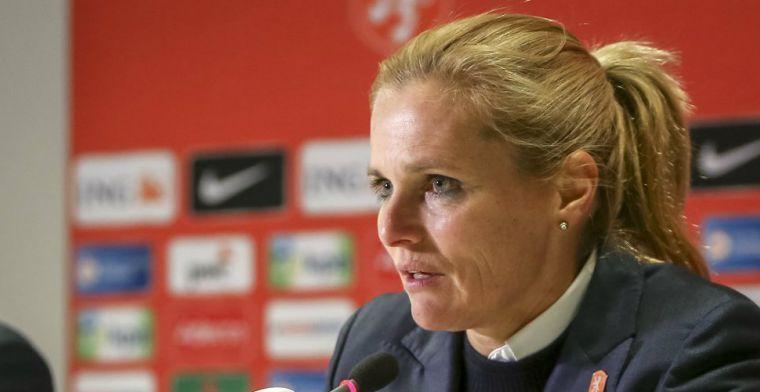 'Een Eredivisie voor vrouwen met achttien clubs? Wat een onzin'