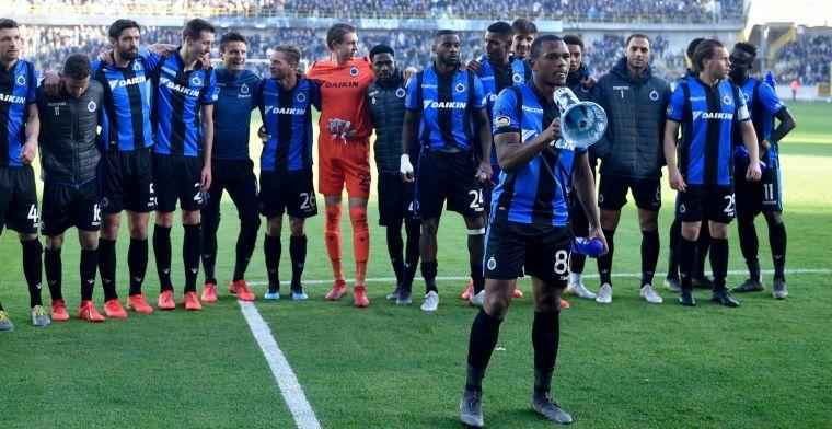 Club Brugge wil voorbeeld Ajax volgen: Gaan alles op alles zetten