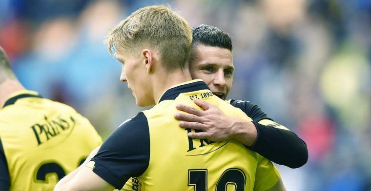 Ajax-transfer Odegaard afgeraden: 'Een betere competitie dan de Nederlandse'
