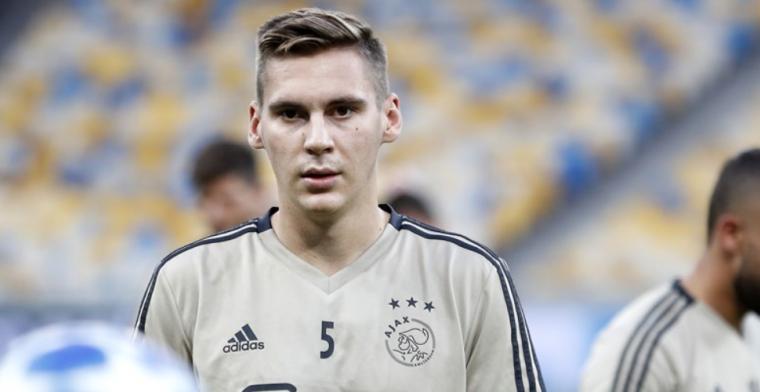 Ajax trof bekend gezicht op kampioensfeest: Erg blij dat ik mocht komen