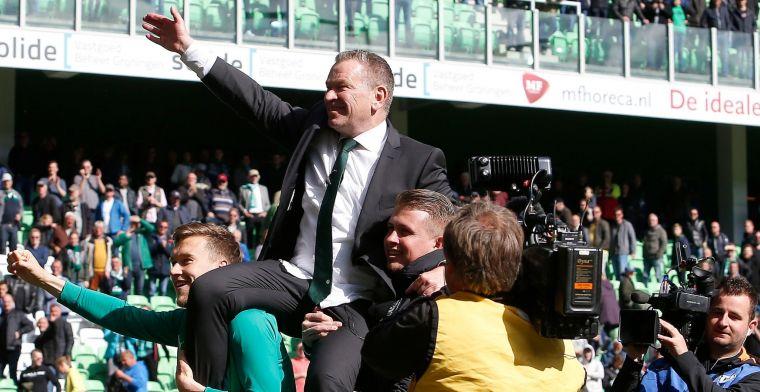 Nijland sneert naar FC Twente en gemeente Enschede: Grote vraagtekens