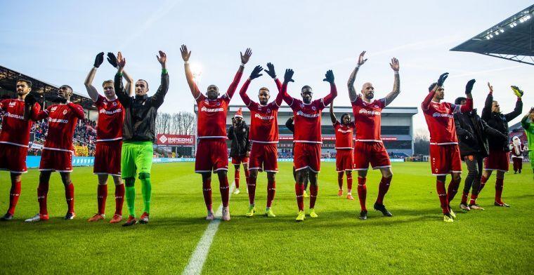 Het eindrapport van Royal Antwerp FC: The Great Old terug op weg naar de top
