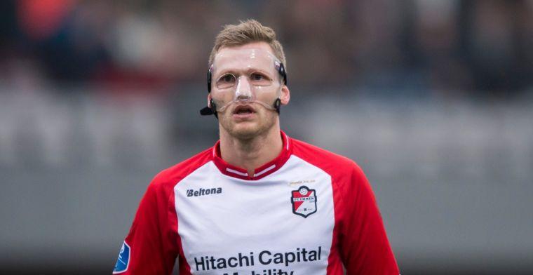 FC Emmen neemt afscheid van tweetal: 'Ik had het al zien aankomen'