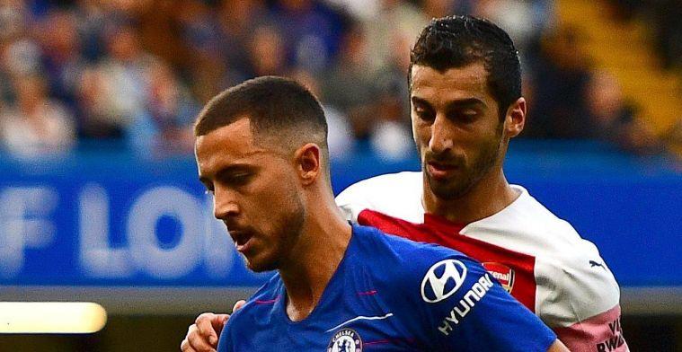 Arsenal-fans verspreiden Hazard-fabels, Rode Duivel is plots geen echte Belg meer