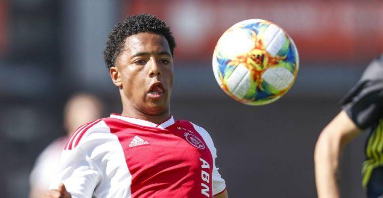 Ajax raakt talent (16) kwijt: 'We hebben alles gedaan om hem te behouden'