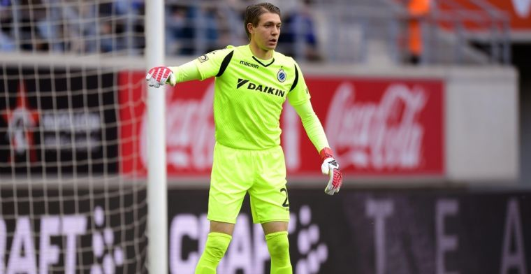Mannaert brengt meer duidelijkheid over mogelijke nieuwe doelman bij Club Brugge