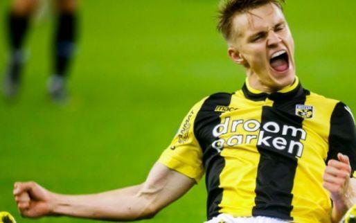 Afbeelding: 'Odegaard moet een stap hogerop maken en daarom is Ajax voor hem een goede keuze'