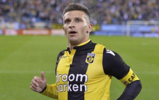 Afbeelding: Vitesse-selectie geteisterd door pijntjes: 'Denk dat ik geen hamstring meer heb'