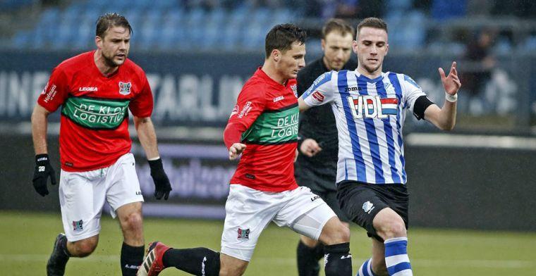 'NEC heeft spijt van transfer en wil na één seizoen alweer af van grootverdieners'