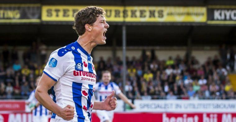 'PSV wijst belangstelling af en beschouwt Lammers als onderdeel van spelerskern'