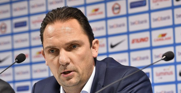 Anderlecht probeerde te shoppen bij Genk, De Condé bevestigt interesse