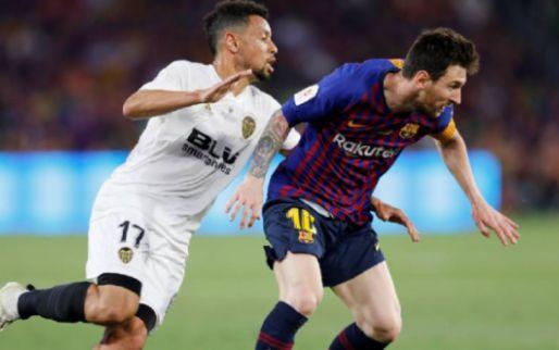 Afbeelding: Valencia doorbreekt hegemonie van FC Barcelona en wint Copa Del Rey