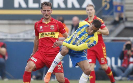 Afbeelding: RKC krijgt de kansen, Go Ahead Eagles neemt kostbaar gelijkspel mee uit Waalwijk