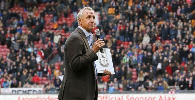Ajax-talenten stromen door: Dit, en niets anders, was de intentie van Johan