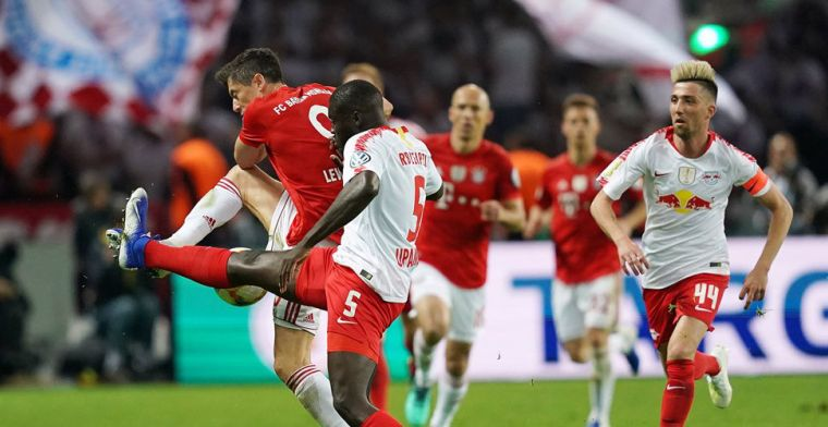'Treble' voor Bayern München: feestelijk afscheid Robben en Ribéry in Berlijn