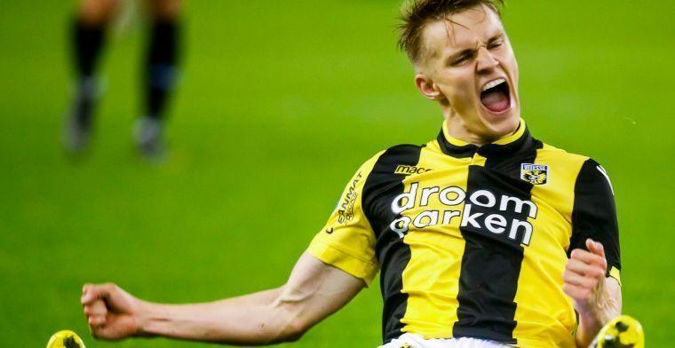 Odegaard zet zaakwaarnemer aan het werk: 'Hij is al in gesprek met Real Madrid'