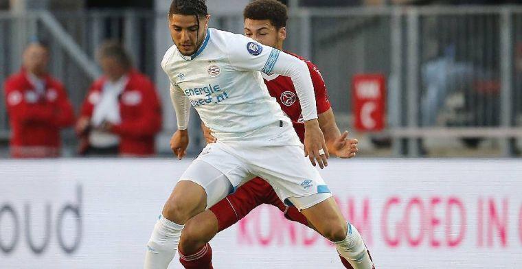 PSV kijkt rond voor verhuur: 'Hier blijft het onzeker of we hem de kans bieden'