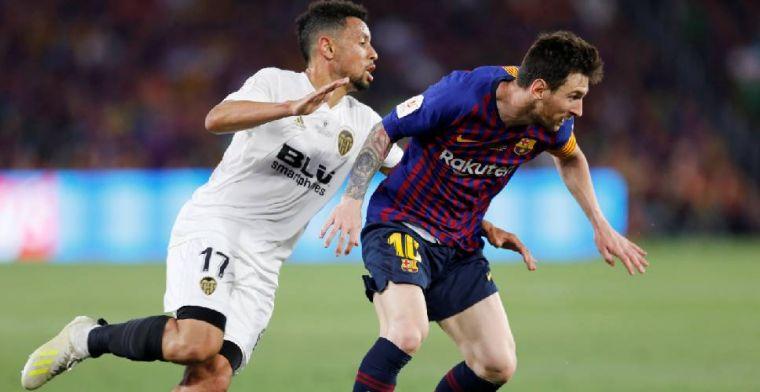 Valencia stunt in bekerfinale en wint de Copa del Rey van Barcelona