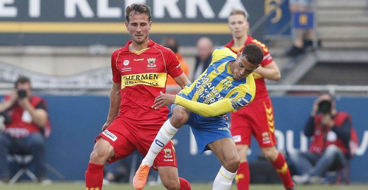 RKC krijgt de kansen, Go Ahead Eagles neemt kostbaar gelijkspel mee uit Waalwijk