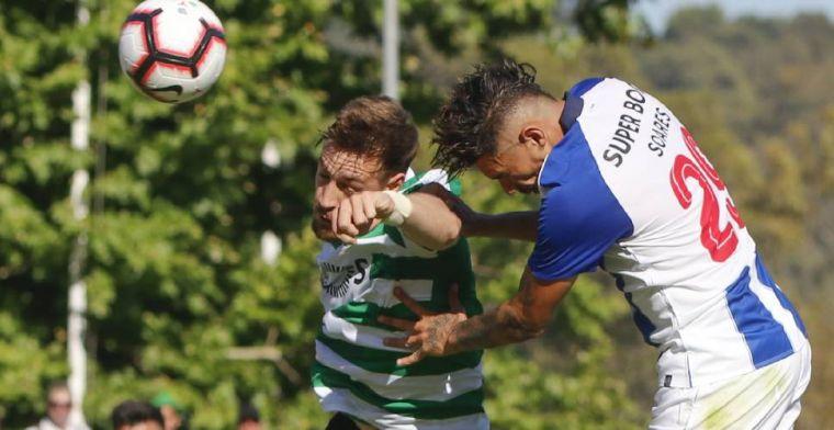 Diaby (ex-Club Brugge) mag vieren, Sporting wint bekerfinale van FC Porto