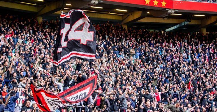 Triest nieuws uit Nederland, Ajax - Feyenoord loopt bij de jeugd uit de hand