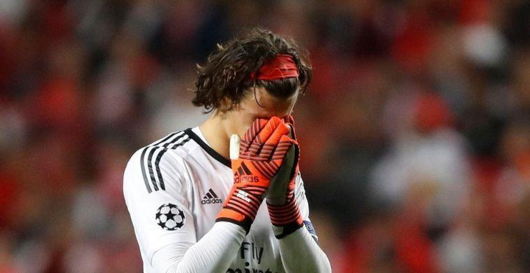 'Ook doorbreken bij Benfica lukt niet, Svilar kan het nu gaan proberen in Spanje'