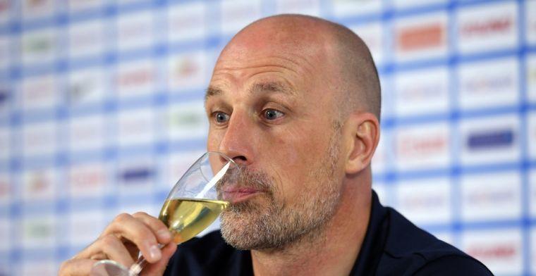 Volgens mij zullen de Genk-fans Clement niet uitfluiten en hartelijk ontvangen