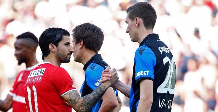 Refaelov geeft verklaring voor straffe statistieken bij Antwerp