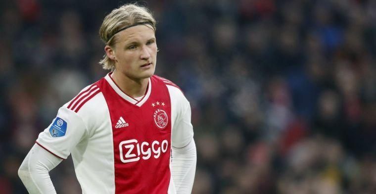 Tomasson adviseert landgenoot Dolberg: 'Potentie van Kasper is enorm'
