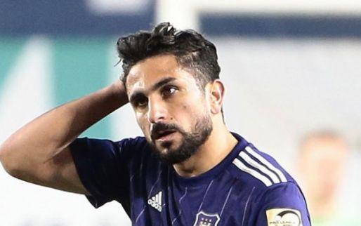 Afbeelding: Saief maakt zich niet geliefd bij Cincinatti FC:
