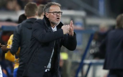 Afbeelding: De Graafschap-coach De Jong: 'We kunnen niet zijn kop eraf hakken'