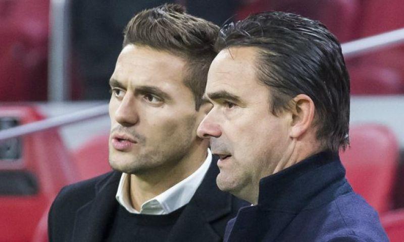 Afbeelding: 'Ajax strijdt met Manchester United en Chelsea om jonge Spaanse spits'