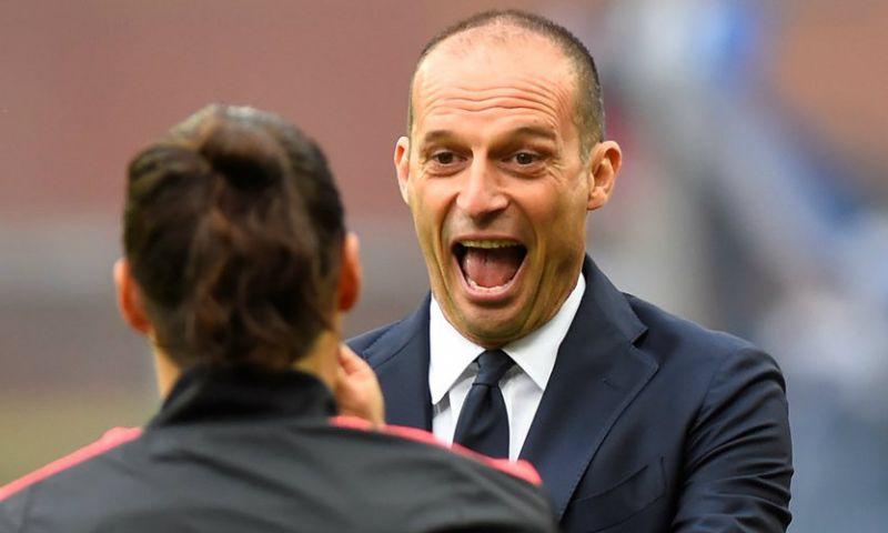 Afbeelding: Juventus eindigt seizoen met verlies, Charlton promoveert naar Championship