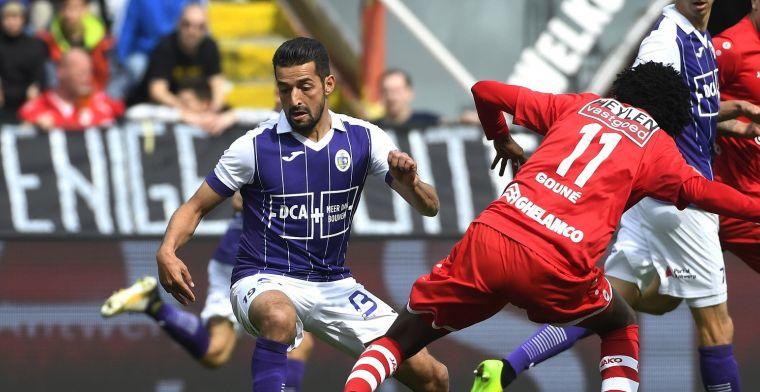 Messoudi ziet moeilijke middag voor Antwerp: Charleroi heeft het voordeel