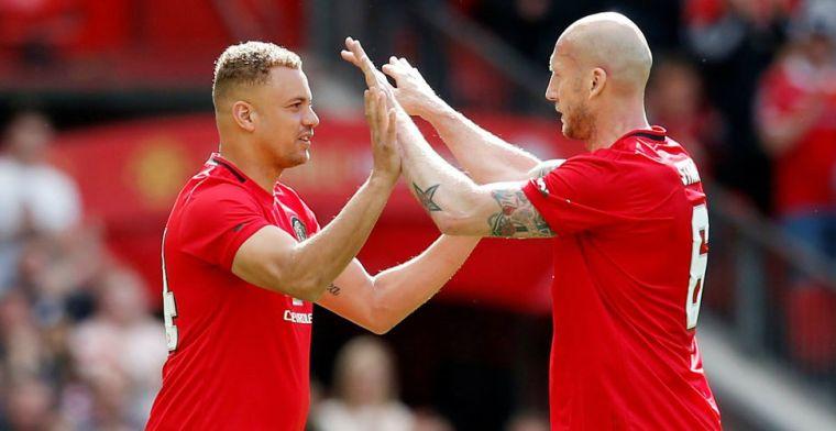 Stam prijst 'geweldige' De Ligt aan bij Man United: Hij zou hier goed passen