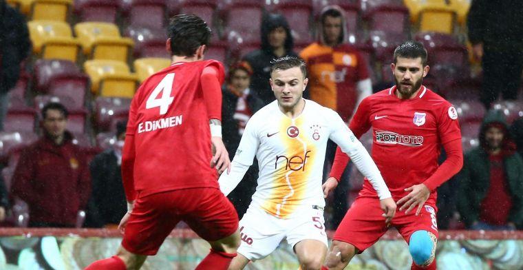 'Club Brugge heeft nu ook controleur van Galatasaray in het vizier'